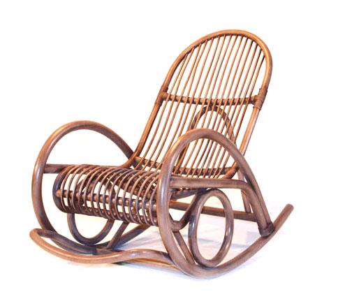 Статьи и новости - Кресла качалки из